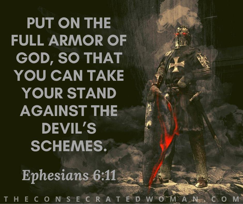 Ephesians 6 11 2