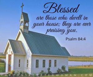 Psalm 84 4