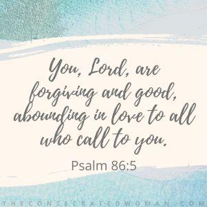 Psalm 86 5 2