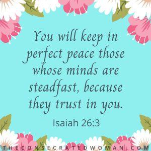 Isaiah 26 3 2