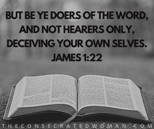James 1 22