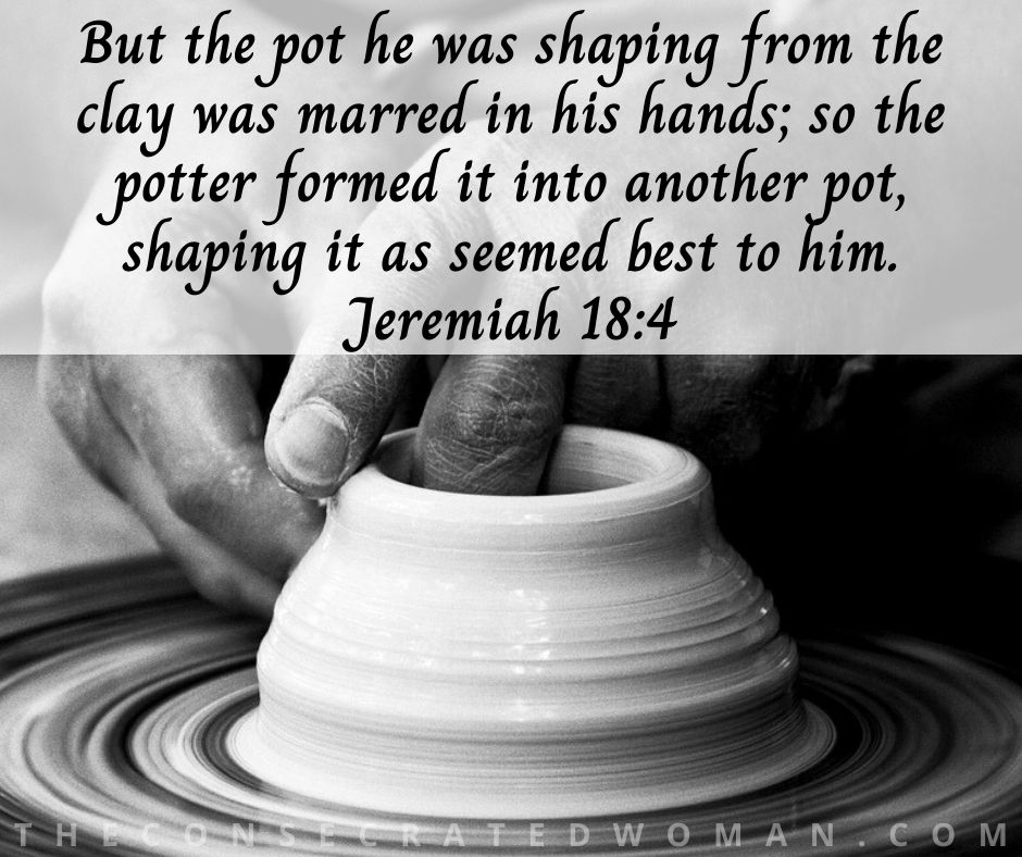 Jeremiah 18 4