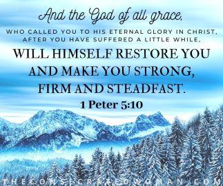 1 Peter 5 10