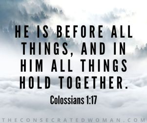 Colossians 1 17
