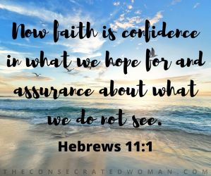 Hebrews 11 1 2