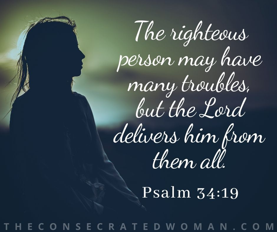 Psalm 34 19 2