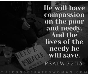 Psalm 72 13