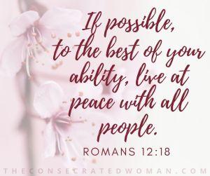 Romans 12 18 2