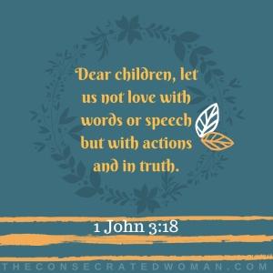 1 John 3 18 3