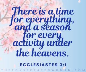 Ecclesiastes 3 1
