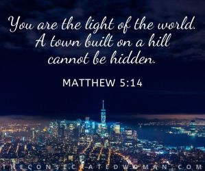Matthew 5 14
