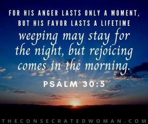 Psalm 30 5 (2)