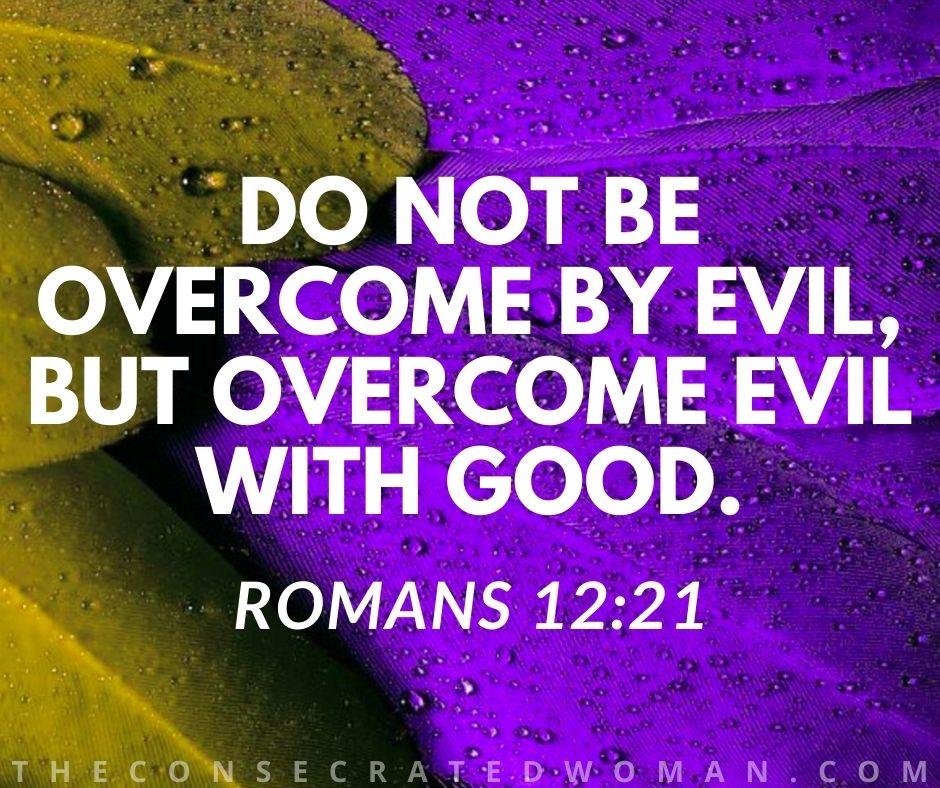 Romans 12 21 2