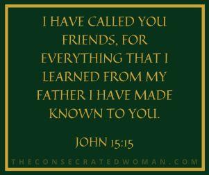 John 15 15 2