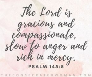 Psalm 145 8