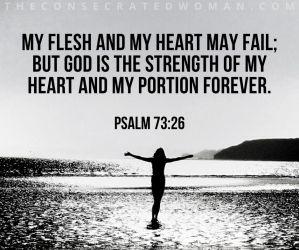 Psalm 73 26
